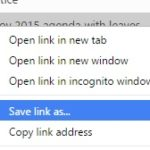 save-link-as